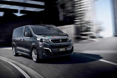 Peugeot Traveller LUXURY 2019
